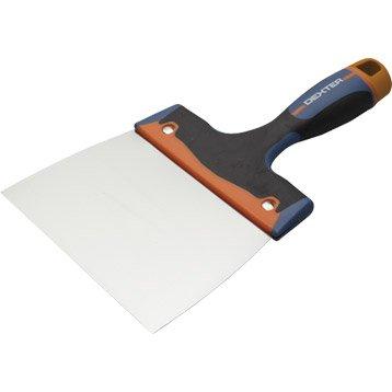 Couteau à enduire acier inoxydable 16 cm