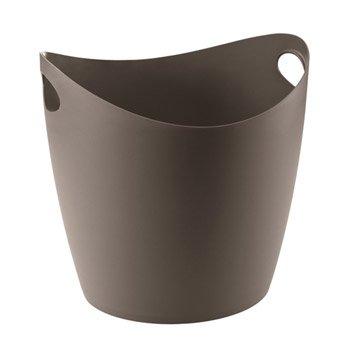 panier linge accessoires et miroir de salle de bains. Black Bedroom Furniture Sets. Home Design Ideas