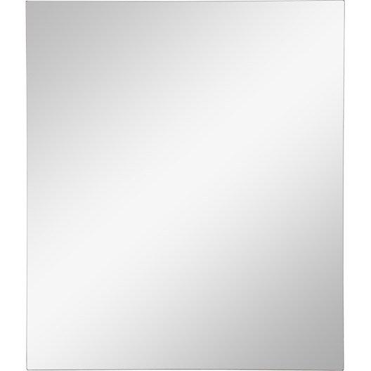 Miroir Modulo à composer SENSEA, L.60 x H.70 cm