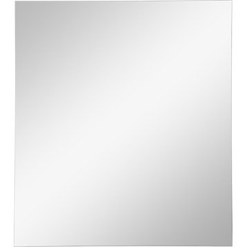 Miroir Modulo à composer SENSEA, L.80 x H.70 cm