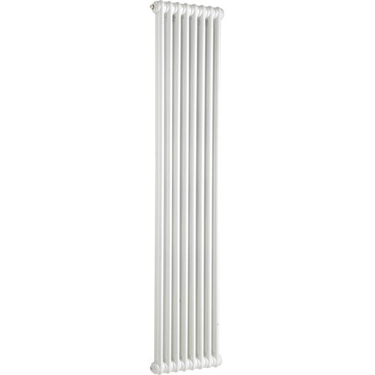 radiateur chauffage central tesi blanc cm 994 w leroy merlin. Black Bedroom Furniture Sets. Home Design Ideas