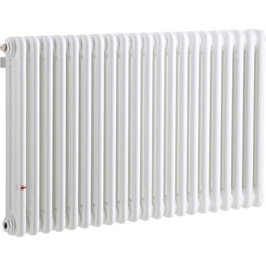 radiateur chauffage central tesi blanc cm 1272 w leroy merlin. Black Bedroom Furniture Sets. Home Design Ideas