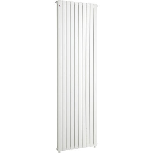 radiateur chauffage central piano blanc cm 1557 w leroy merlin. Black Bedroom Furniture Sets. Home Design Ideas