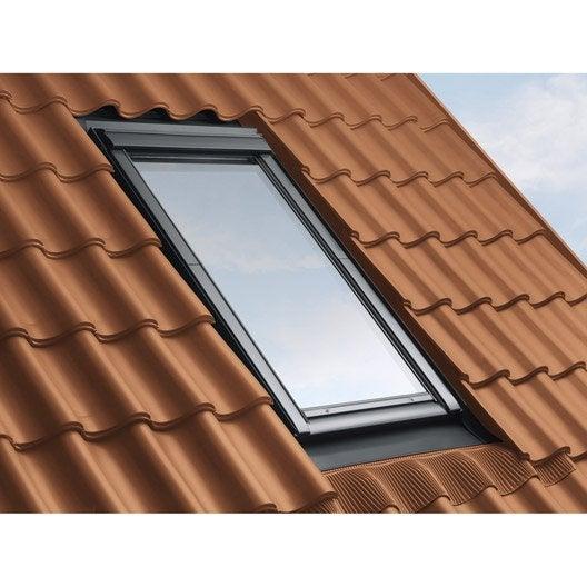 raccord fen tre de toit ew uk04 velux pour fen tre de 134x98 cm leroy merlin. Black Bedroom Furniture Sets. Home Design Ideas