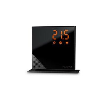 Thermostat connecté et intelligent filaire ou sans fil MOMIT Home