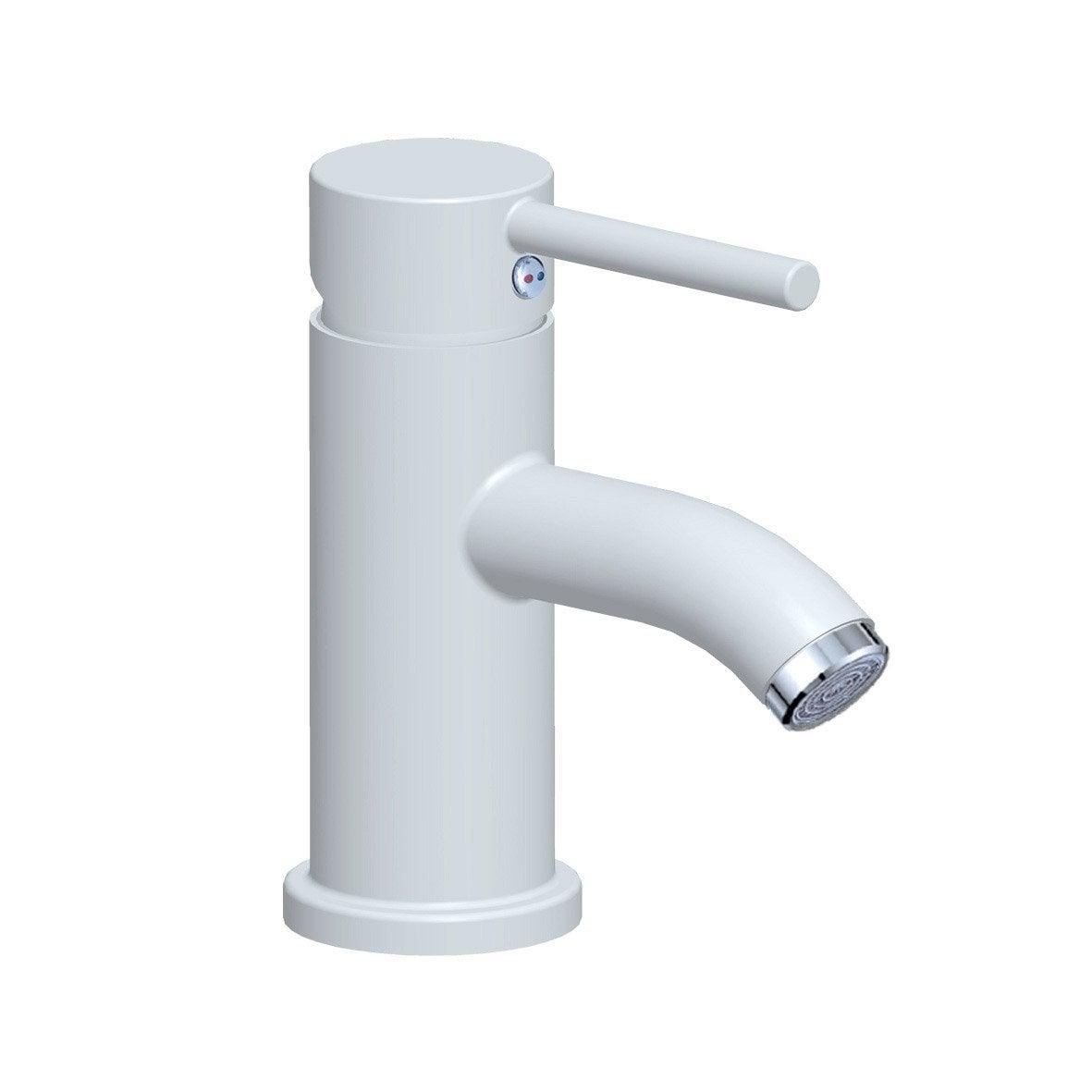 mitigeur de lavabo blanc sensea mia Résultat Supérieur 15 Merveilleux Mitigeur Lavabo Blanc Image 2018 Kae2