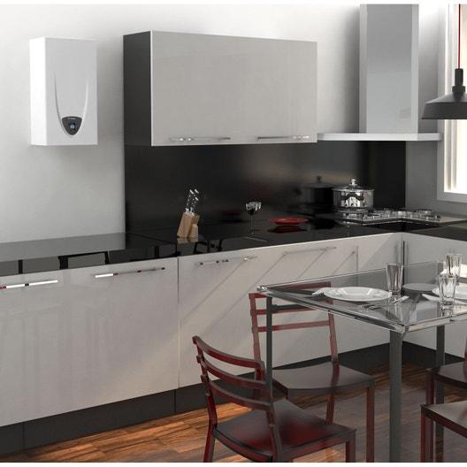 chauffe eau gaz instantan ariston fast evo butane propane 14 l min leroy merlin. Black Bedroom Furniture Sets. Home Design Ideas
