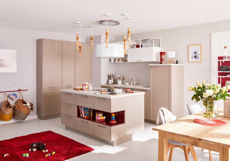 Prix Cuisine Aménagée Ikea ilot central, laissez-vous tenter | leroy merlin