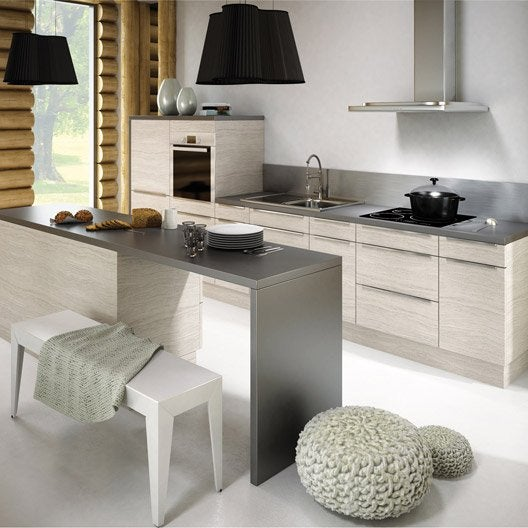 cuisine ingenious meuble de cuisine leroy merlin. Black Bedroom Furniture Sets. Home Design Ideas