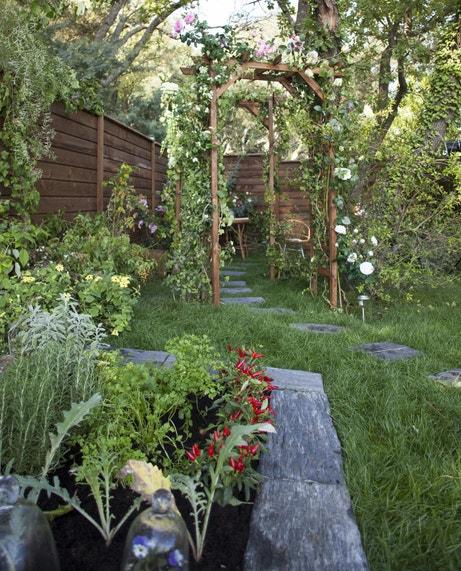 Le jardin boh me leroy merlin for Au coin du jardin montville