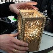 Atelier création : fabriquer une lampe en carton recyclé