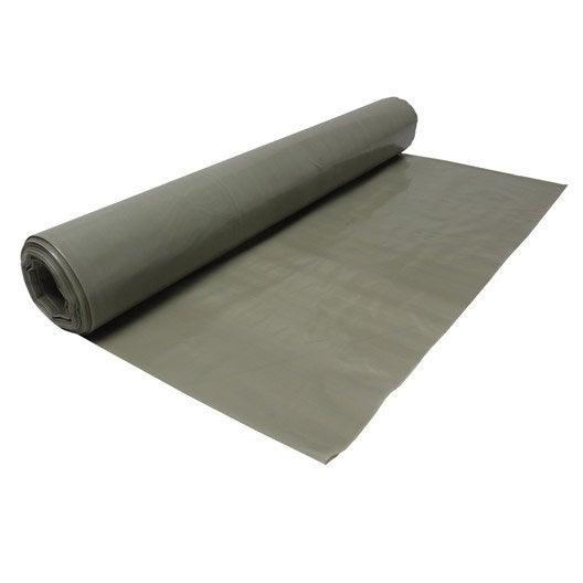 Film sous-dalle polyethylène, 10 x 4 m