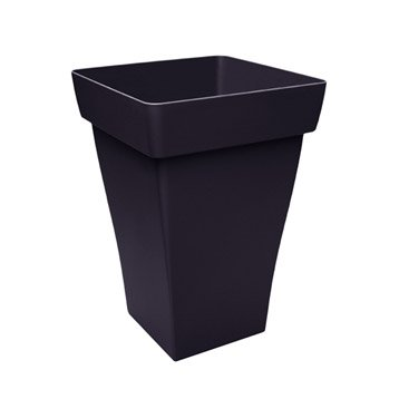 bac fleurs bois fibre plastique leroy merlin. Black Bedroom Furniture Sets. Home Design Ideas