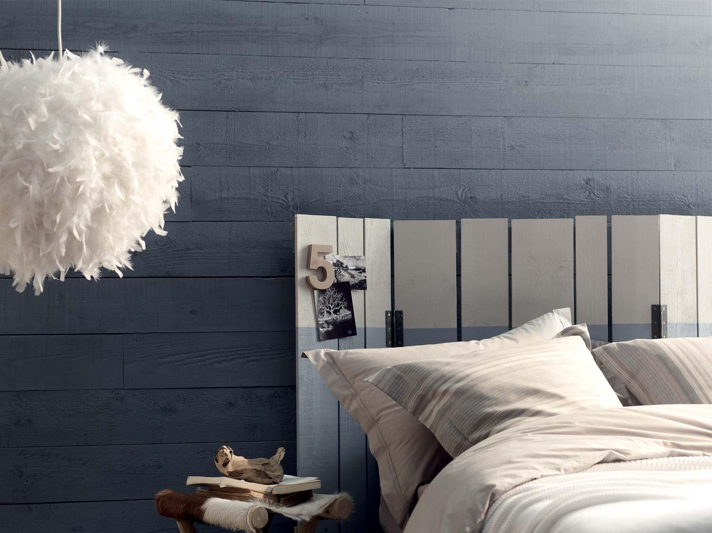 De la cire murale teinte bois blanc pour vos murs leroy Decoration pour les murs