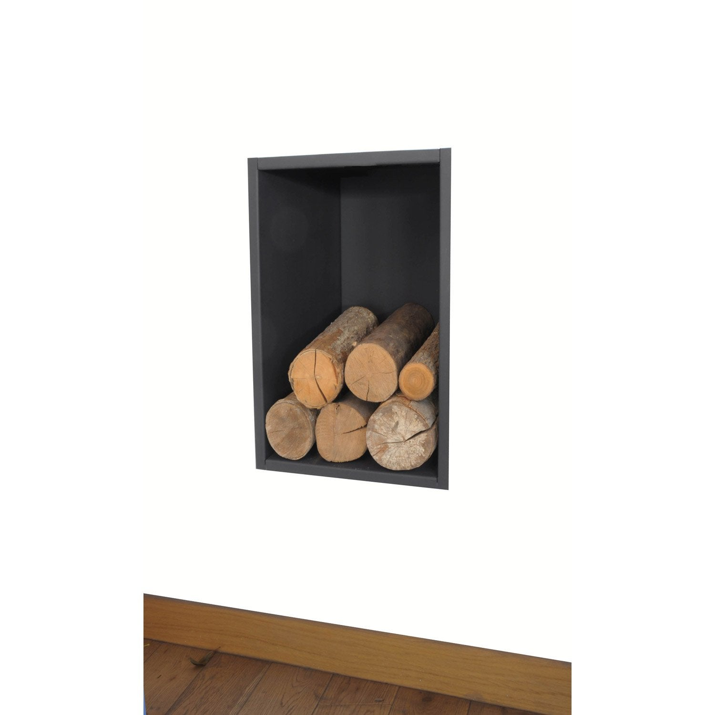 stockage bois de chauffage interieur le rangebuches with stockage bois de chauffage interieur. Black Bedroom Furniture Sets. Home Design Ideas
