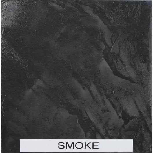 Béton à effet ciré gris smoke PRB, 2.5m²