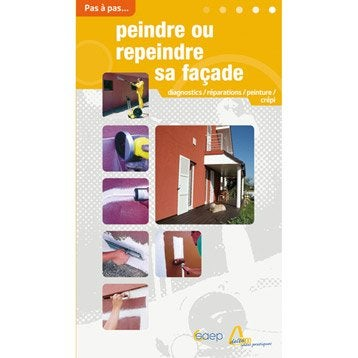 Livre peinture et droguerie leroy merlin for Peindre sa facade