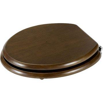 Abattant WC SENSEA Karmon pin
