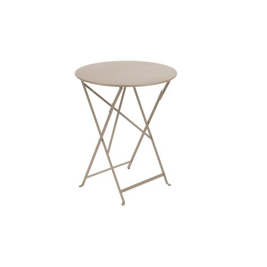 Table de jardin salon de jardin table et chaise leroy - Table bistro jardin ...