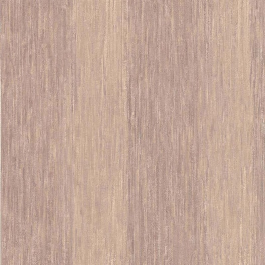 Papier Peint Vinyle Fine Rayure Taupe Fonce Leroy Merlin