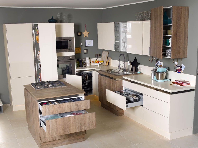 cuisine leroy merlin. Black Bedroom Furniture Sets. Home Design Ideas