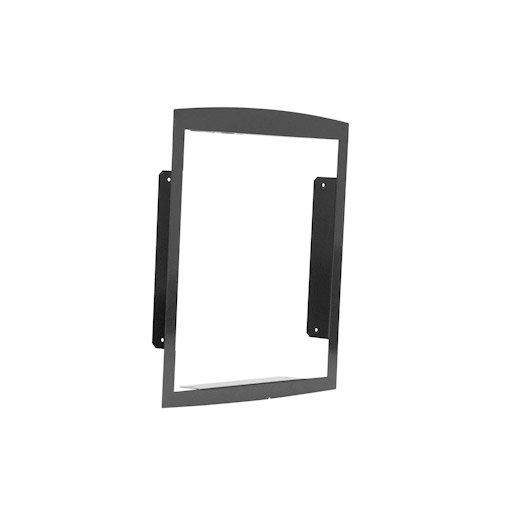 Cadre Dencastrement H3365 X L3265 X P35 Cm Renz Noir