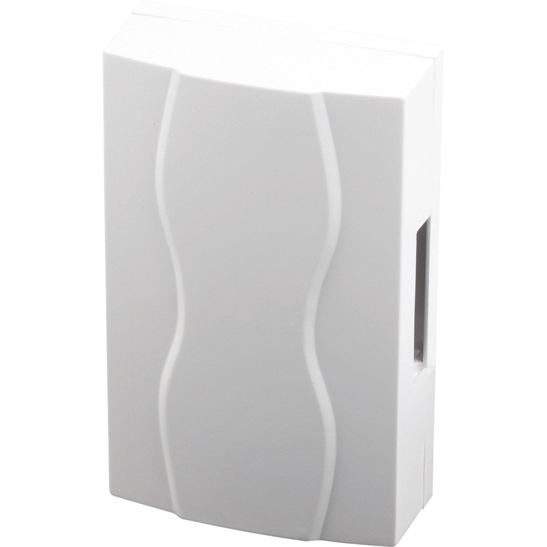 Carillon Filaire Scs Sentinel 3248 B 220 V Blanc