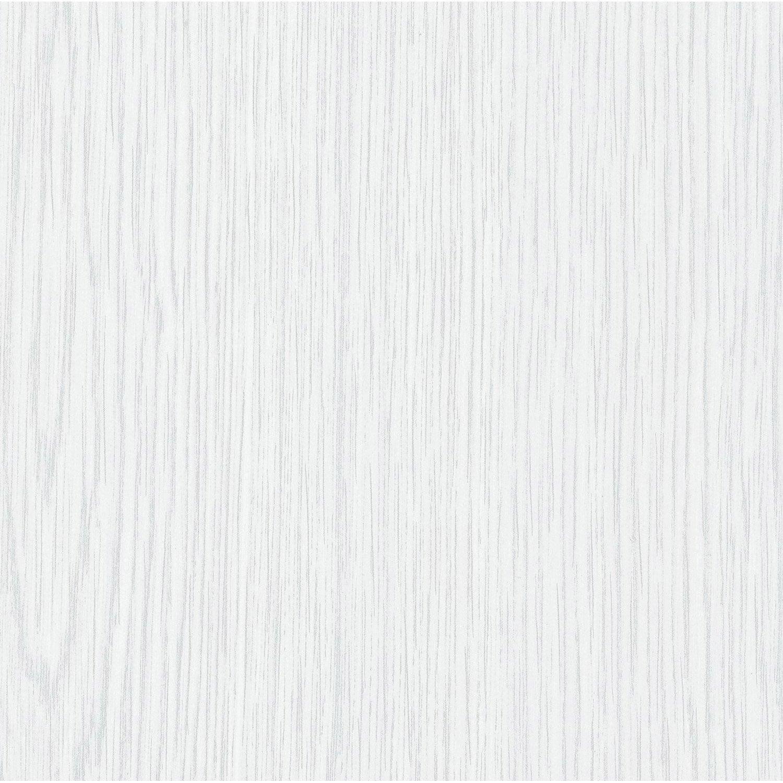 Rev Tement Adh Sif Bois Blanc 2 M X 0 45 M Leroy Merlin ~ Adhesif Imitation Bois Pour Porte