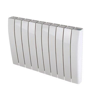 radiateur lectrique inertie pierre deltacalor sagoma 2000w. Black Bedroom Furniture Sets. Home Design Ideas