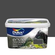 Peinture Envie de voyage DULUX VALENTINE, gris Machu Picchu intense, 2.5 L