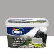 Peinture Envie de voyage DULUX VALENTINE, gris Machu Picchu moyen, 2.5 L