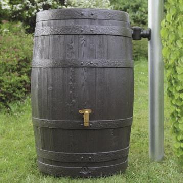 recuperateur eau de pluie exterieur enterr au meilleur prix leroy merlin. Black Bedroom Furniture Sets. Home Design Ideas