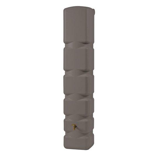 r cup rateur d 39 eau a rien garantia rectangulaire murale taupe 300 l leroy merlin. Black Bedroom Furniture Sets. Home Design Ideas