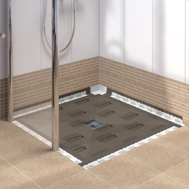 receveur de douche carreler rectangulaire x. Black Bedroom Furniture Sets. Home Design Ideas