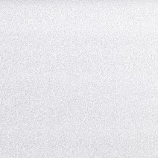 Papier peint expans sur papier petit cr pi blanc larg m leroy merlin - Papier peint petit prix ...