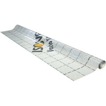Rouleau membrane Vario Duplex,  20 x 1.5 m, Ep. 0.2 mm, ISOVER
