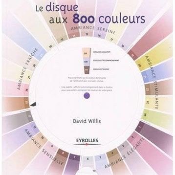 Le disque aux 800 couleurs, Eyrolles