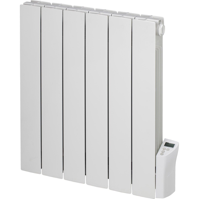 radiateur lectrique inertie fluide deltacalor tiara 2. Black Bedroom Furniture Sets. Home Design Ideas