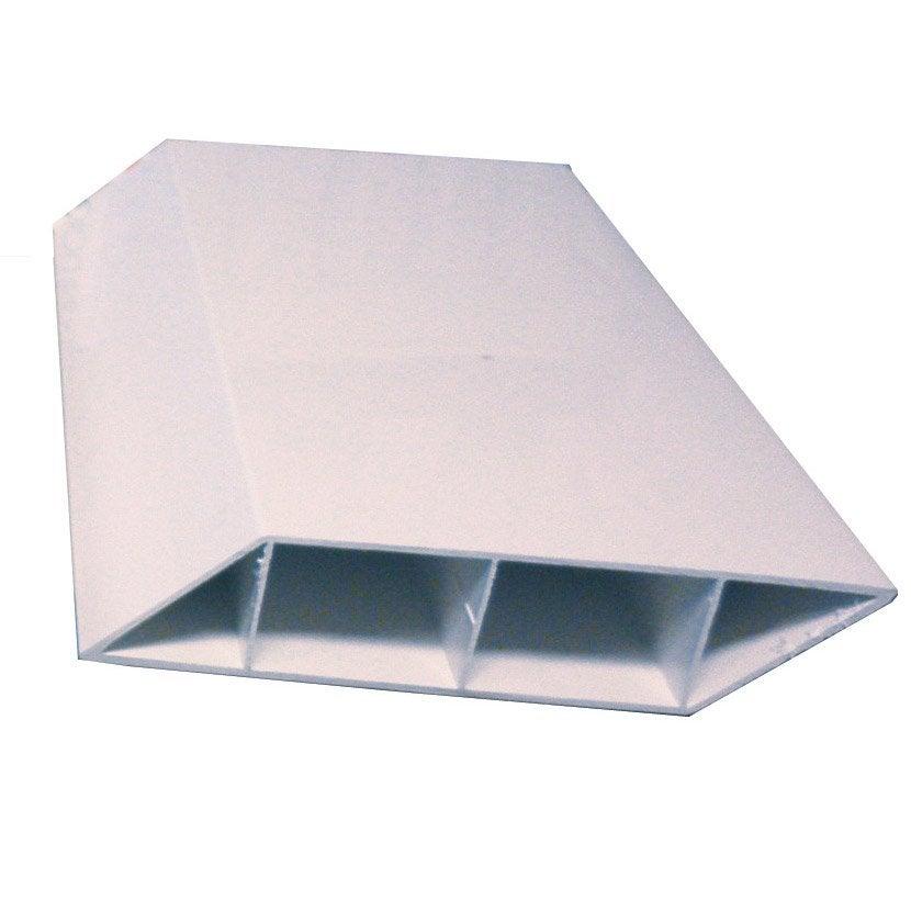Lame aluminium pour cloture