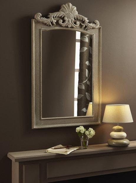 Des miroirs qui refl tent votre style leroy merlin for Miroir qui prend des photos