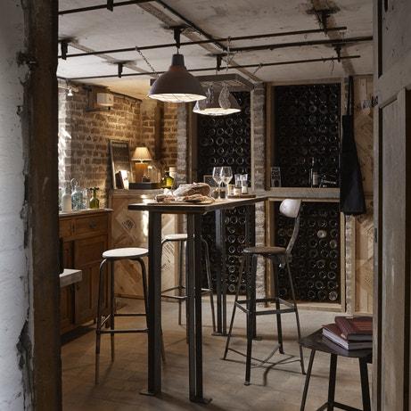 Une cave à vin idéale pour les dégustations
