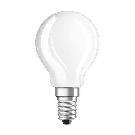 Spherical Bulb Led 470lm 5w Equiv 40w E27 2700k Osram