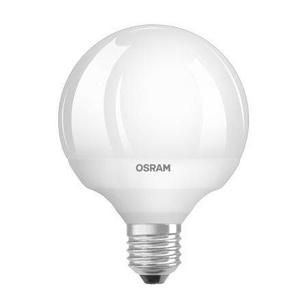 Ampoule Globe Led 12w 1055lm équiv 75w E27 2700k Osram