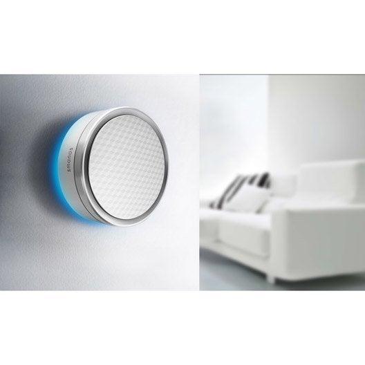 alarme maison sans fil alarme maison leroy merlin. Black Bedroom Furniture Sets. Home Design Ideas