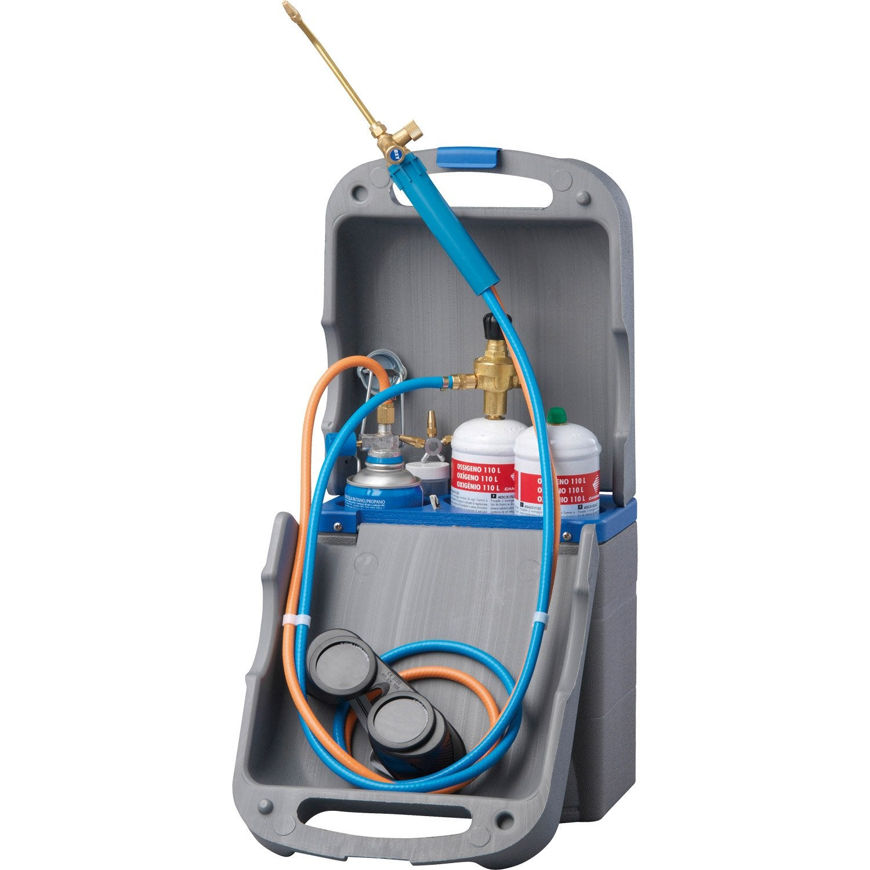 Poste souder bigaz campingaz oxypower cv 220 leroy merlin - Recharge camping gaz ...