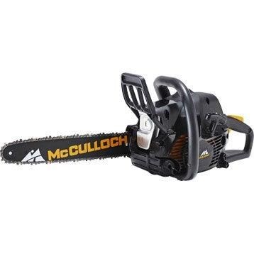 Tronçonneuse à essence MC CULLOCH CS330 33cm3, 35cm de coupe