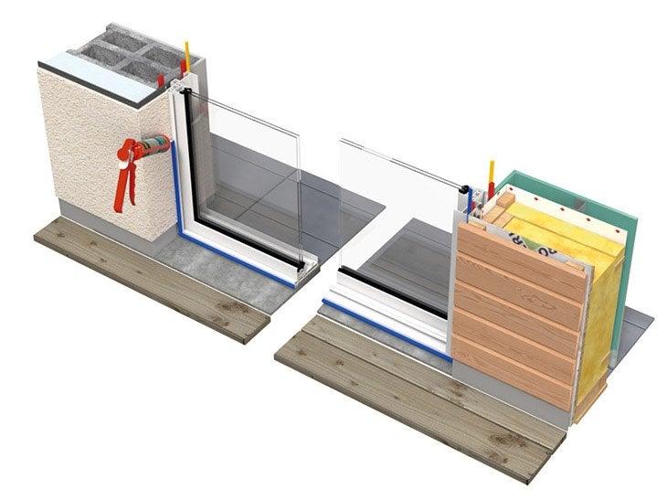 Maison sans permis de construire mais cadastr e for Extension bois 15m2