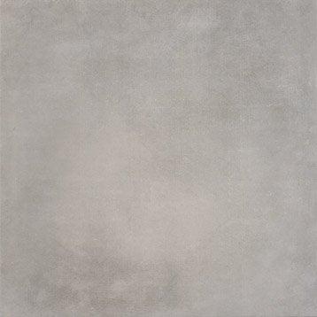 Carrelage sable effet pierre Dolce vita l.60 x L.60 cm