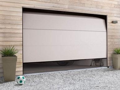 Comment Poser Une Porte De Garage Sectionnelle Leroy Merlin
