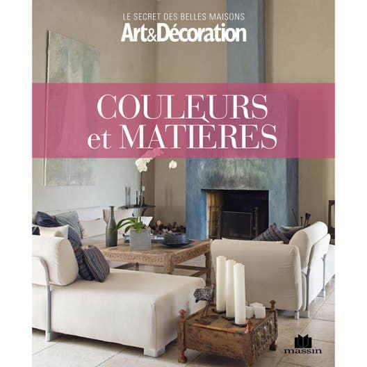 couleurs et mati res massin leroy merlin. Black Bedroom Furniture Sets. Home Design Ideas